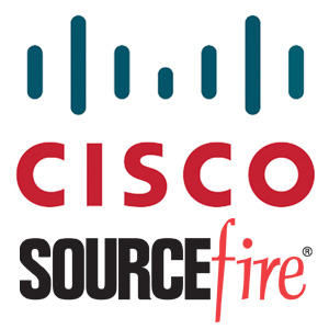 Sourcefire & Cisco Logo